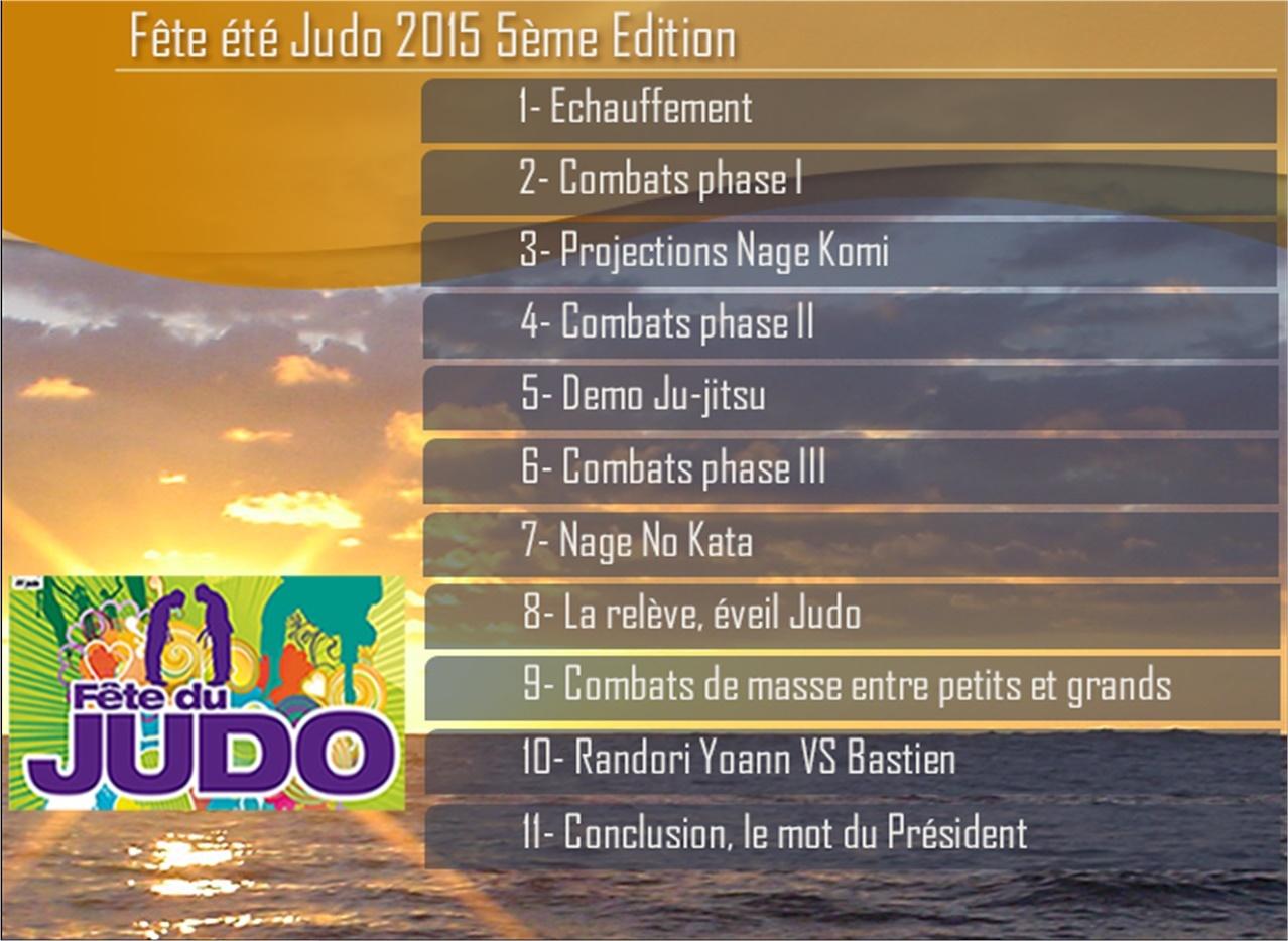 fete ete judo 2015